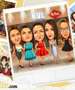 """Vecje skupine 1 <h1 style=""""text-align: center;""""><strong>[title text=""""PERSONALIZED PORTRAIT CARICATURE OF THE GROUP"""" style=""""center""""]</strong></h1> <strong>You will submit photos and your instructions for making a portrait in the form that appears after the order has been placed.</strong> <ul> <li>Handwork</li> <li>Portrait made exactly to your requirements</li> <li>Fast production in 2 - 7 working days</li> <li>The perfect gift for everyone</li> <li>We redraw from the photos and based on your instructions. Send us your ideas.</li> </ul> [message_box bg] <strong>The most unique gift you can give to your loved ones. An emotional response is guaranteed!</strong>[/message_box]"""