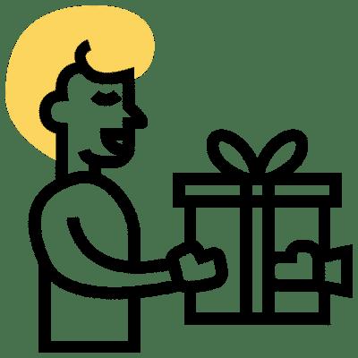 Idollio karikature, portreti kot darilo za poroko, obletnico ali rojstni dan