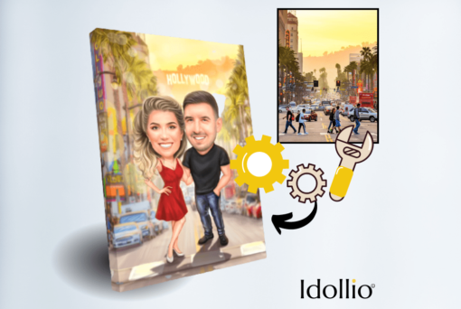 """Idollio karikature prikazne slike 1 <h1 style=""""text-align: center;""""><strong>[title text=""""ORDER A ADDITIONAL SERVICE"""" style=""""center""""]</strong></h1> <strong>When ordering illustrations, you have a free correction in accordance with the policy. If you have already used the free correction, you have the opportunity to order an additional correction.</strong> <ul> <li>Additional correction</li> <li>Additional services</li> <li>The offer is valid only for customers who have previously ordered an Idollio illustrations.</li> </ul> [message_box bg] This offer can only be ordered with a pre-purchase of a caricature or portrait.<strong></strong>[/message_box]"""