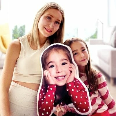 """Idollio website 9 <h1 style=""""text-align: center;""""><strong> [title text=""""PERSONALIZED PILLOW"""" style=""""center""""]</strong></h1> <ul> <li>Handwork</li> <li>Create a 3D pillow with the image of your loved one, yourself or an animal.</li> <li>Keep your loved ones or pets with you at all time. Take them with you.</li> <li>The perfect gift for everyone</li> <li>2 sizes: 45 cm or 55 cm.</li> </ul> [message_box bg] <strong>The most unique gift you can give to your loved ones. The emotional response will be invaluable!</strong>[/message_box]"""