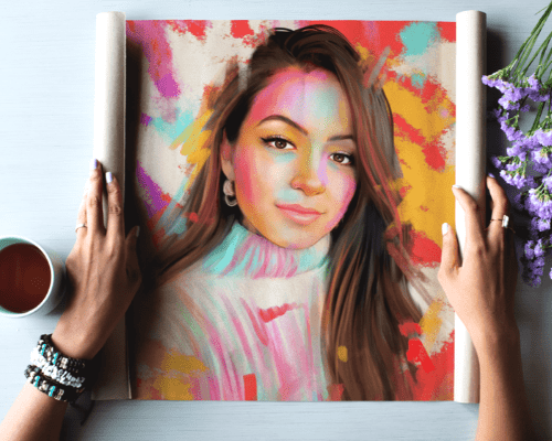 """Idollio photo poster 1 <h1 style=""""text-align: center;""""><strong>[title text=""""IDOLLIO COLOR PORTRAIT"""" style=""""center""""]</strong></h1> <strong>You will submit photos and your instructions for making a portrait in the form that appears after the order has been placed.</strong> <ul> <li>Handwork</li> <li>Portrait made exactly to your requirements</li> <li>Fast production in 2 - 7 working days</li> <li>The perfect gift for everyone</li> <li>We redraw from the photos and based on your instructions. Send us your ideas.</li> </ul> [message_box bg] <strong>The most unique gift you can give to your loved ones. An emotional response is guaranteed!</strong>[/message_box]"""
