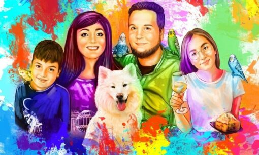 """Idollio splash 6 <h1 style=""""text-align: center;""""><strong>[title text=""""IDOLLIO COLOR PORTRAIT"""" style=""""center""""]</strong></h1> <strong>You will submit photos and your instructions for making a portrait in the form that appears after the order has been placed.</strong> <ul> <li>Handwork</li> <li>Portrait made exactly to your requirements</li> <li>Fast production in 2 - 7 working days</li> <li>The perfect gift for everyone</li> <li>We redraw from the photos and based on your instructions. Send us your ideas.</li> </ul> [message_box bg] <strong>The most unique gift you can give to your loved ones. An emotional response is guaranteed!</strong>[/message_box]"""