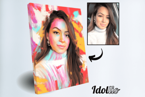 """Idollio home product 5 <h1 style=""""text-align: center;""""><strong>[title text=""""IDOLLIO COLOR PORTRAIT"""" style=""""center""""]</strong></h1> <strong>You will submit photos and your instructions for making a portrait in the form that appears after the order has been placed.</strong> <ul> <li>Handwork</li> <li>Portrait made exactly to your requirements</li> <li>Fast production in 2 - 7 working days</li> <li>The perfect gift for everyone</li> <li>We redraw from the photos and based on your instructions. Send us your ideas.</li> </ul> [message_box bg] <strong>The most unique gift you can give to your loved ones. An emotional response is guaranteed!</strong>[/message_box]"""