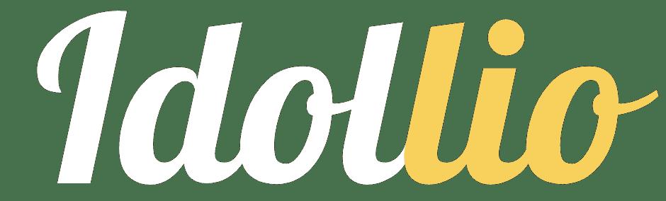Idollio logo light e1618655149192 lp