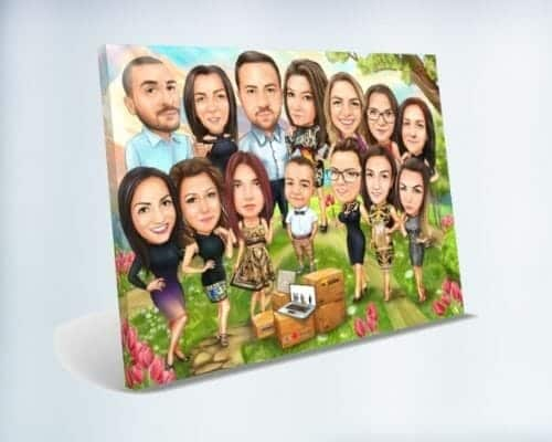 Painting canvas (from 29,00 €)