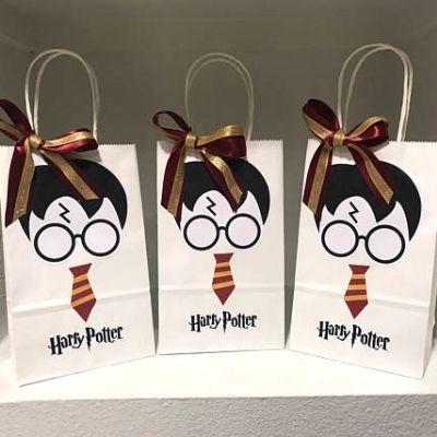 Harry Potter izdelki - naredi sam/a